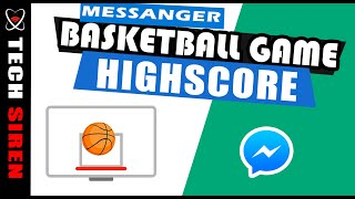 How to hack messenger basketball game