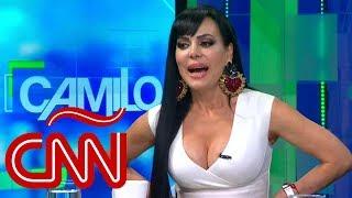 Así supo Maribel Guardia que iba a ser abuela y más, en entrevista con Camilo