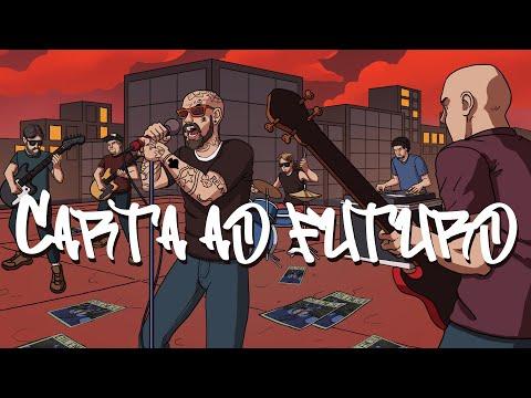 """Detonautas lança """"Carta ao Futuro"""", música inédita com apelo social e defesa de democracia, ganha clipe em animação; Assista aqui!!"""