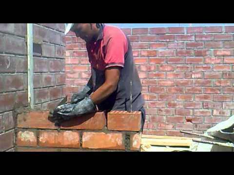 Como Pegar Ladrillos Por Marcelo Galaz Youtube