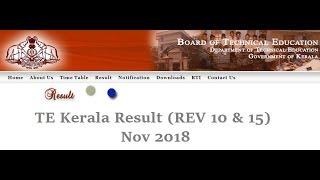 Tekerala Result 2019