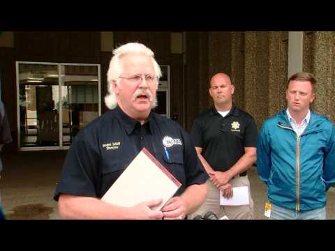 City of Tulsa holds press conference following tornado