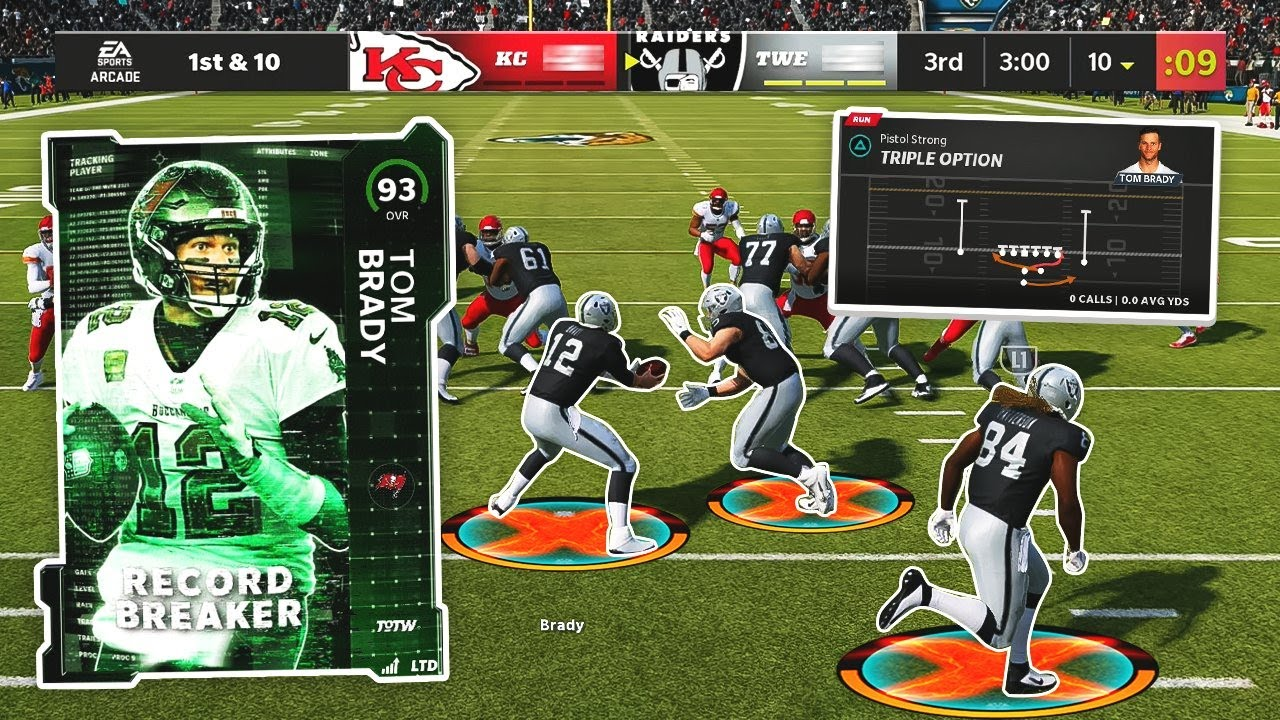 Download TOM BRADY IS THE WORST QB EVER - Madden 22