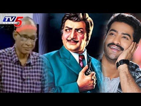Sr NTR vs Jr NTR | Mimicry Harikishan Imitating Telugu Actors | TV5 News