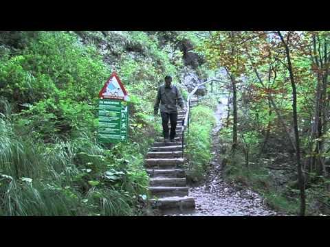 Kärnten: Villacher Alpenstrasse und Tscheppa-Schlucht