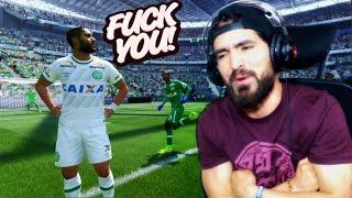 FIFA 17- WTF!! ESTE JUGADOR NO SE MUEVE EN TODO EL PARTIDO - ERROR EN FIFA 17