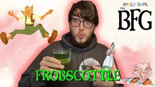 FILM & BOOK RECIPE | FROBSCOTTLE IN ROALD DAHL'S THE BFG