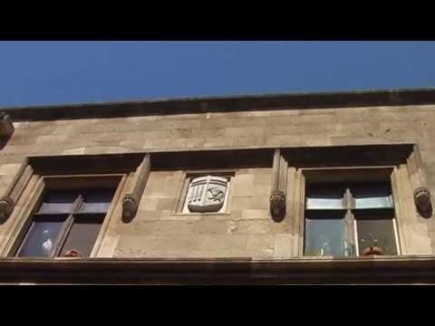 RHODES ISLAND -THE OLD TOWN-HELLAS GREECE     ΡΟΔΟΣ Η ΜΕΣΑΙΩΝΙΚΗ ΠΟΛΗ  -ΕΛΛΑΣ FULL HD