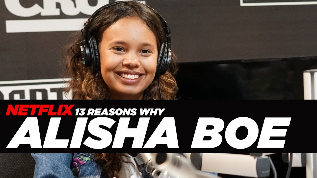 13 Reasons Why - Alisha Boe [Jessica] Talks About Her Depression ...