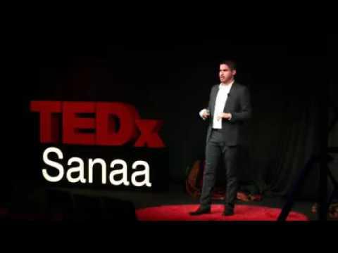 كيفة جمع المال والتعلم عن طريق الانترنت TEDx Sanaa