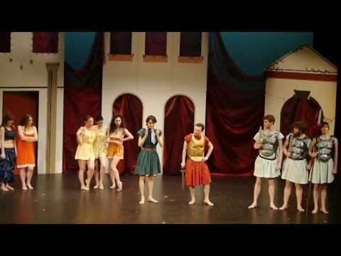 A Funny Thing  Happened On The Way To The Forum (Part 2) - CUG&S Lent Term Mainshow 2013