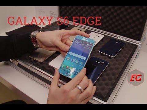 [MWC 2015] - Prise en main (hands on) : Samsung Galaxy S6 et Galaxy S6 Edge