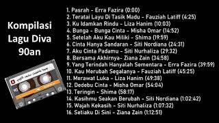 Kompilasi Lagu Terbaik Wanita 90an Vol 1