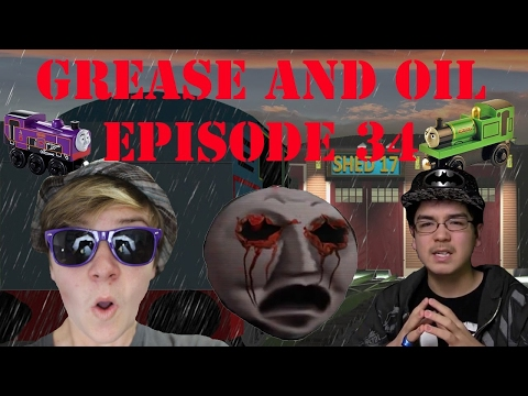 PAUL'S VIDS INTERVIEW! | Grease and Oil - Episode 34