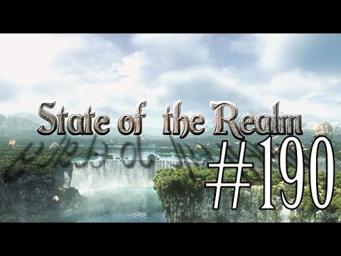 State Of The Realm #190 - Eureka Retrospect & Coming Holiday Events!