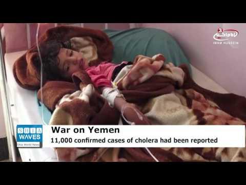 Aid agencies blame Saudi war, blockade for cholera outbreak in Yemen
