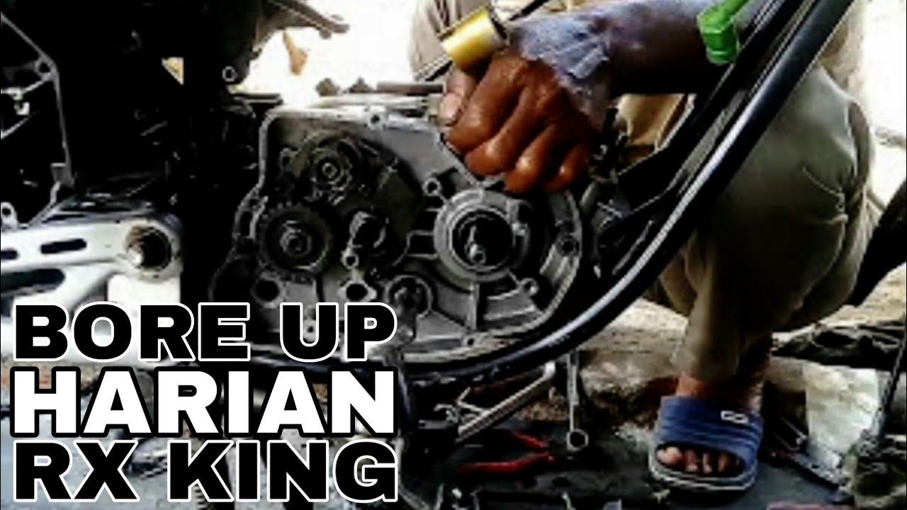 cara setting kopling rx king