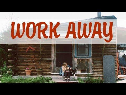 My Spontaneous Workaway Vlog