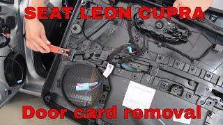 Schalter Für Elektrischer Fensterheber Steuerung für Seat Leon 2014-2018