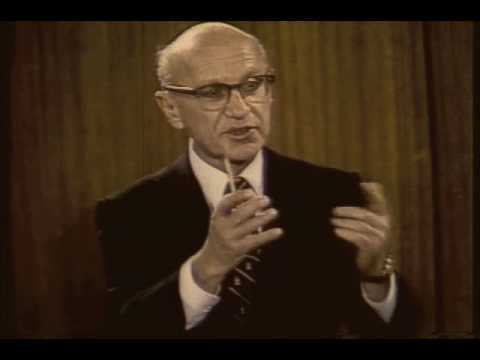 Milton Friedman - Minorities and Government