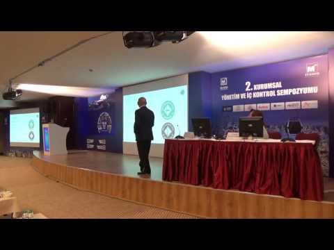 II. Kurumsal Yönetim ve İç Kontrol Sempozyumu _ Ali Kamil Uzun Sunumu