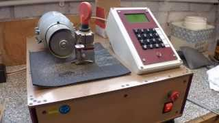 Elecronic Code Key Cutting Machine