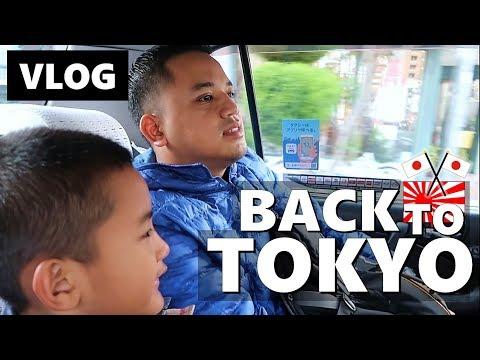 BALIK KE TOKYO! SHINJUKU HALAL STREET   Vlog Jepang   Vlog Keluarga   Vlog Indonesia