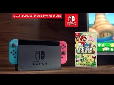 Vidéo Voix-Off Enfant Nintendo 2019: Louise