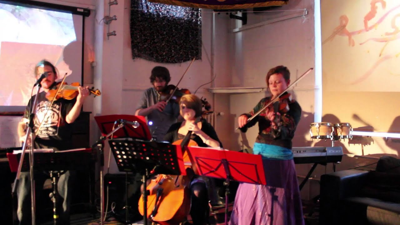 Stravinsky's Tango - The String Project - Live @ East Oxford Community Centre, 23rd May 2014