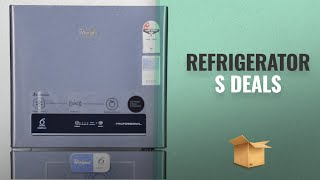 Save Big On Refrigerators: Whirlpool 340L 2 Star Frost Free Double Door Refrigerator (PRO 355 ELT