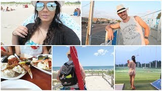 It's Summer Time! Family Fun, Father's Day + Day At the Beach!