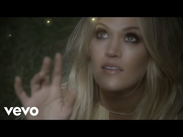 Carrie Underwood - Heartbeat (Official Music Video)