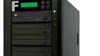 Fort Knox Copy Protected DVD Duplicator