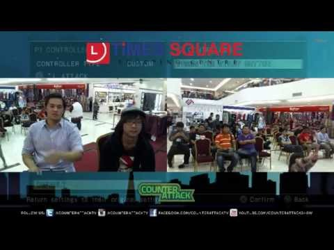 Brunei Times Square UMVC3 - Zikri [Vergil/Deadpool/Akuma] Vs Amir [Hulk/Sentinel/Dormammu]