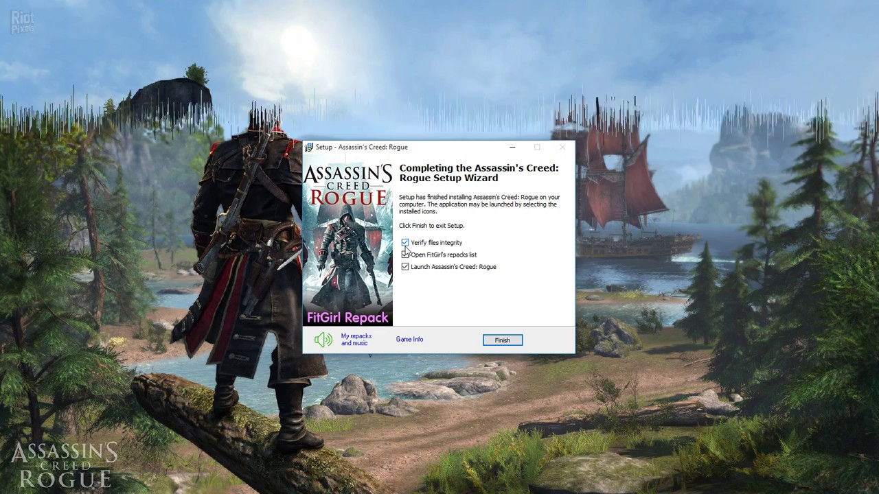 How to Install Assassins Creed Rogue PC 100 % Worked ...