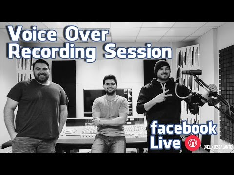 A.U.T.O (Production Team) Voice Over Recording Session (5-17-16)