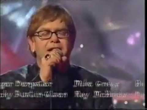 Moby & Elton John - Why Does My Heart Feel So Bad? Dec 2000