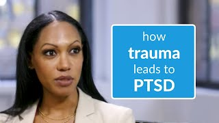 If You've Faced Trauma, Here's How It Would Lead to PTSD
