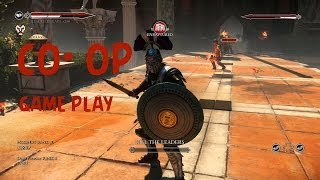 RYSE Son of Rome Online Co - Op Gameplay - Part 3 Lot