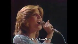 YOU LIGHT UP MY LIFE - DEBBY BOONE ORIGINAL SUBTITULADA ESPANOL EXCELENTE !!!