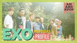 Video EXO Profile (Members) 2017 download MP3, 3GP, MP4, WEBM, AVI, FLV April 2018