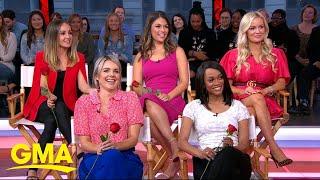 'The Bachelorette' favorites reunite to celebrate 15 years l GMA