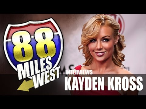 Interview with Kayden Kross at Vivid Gentleman's Club