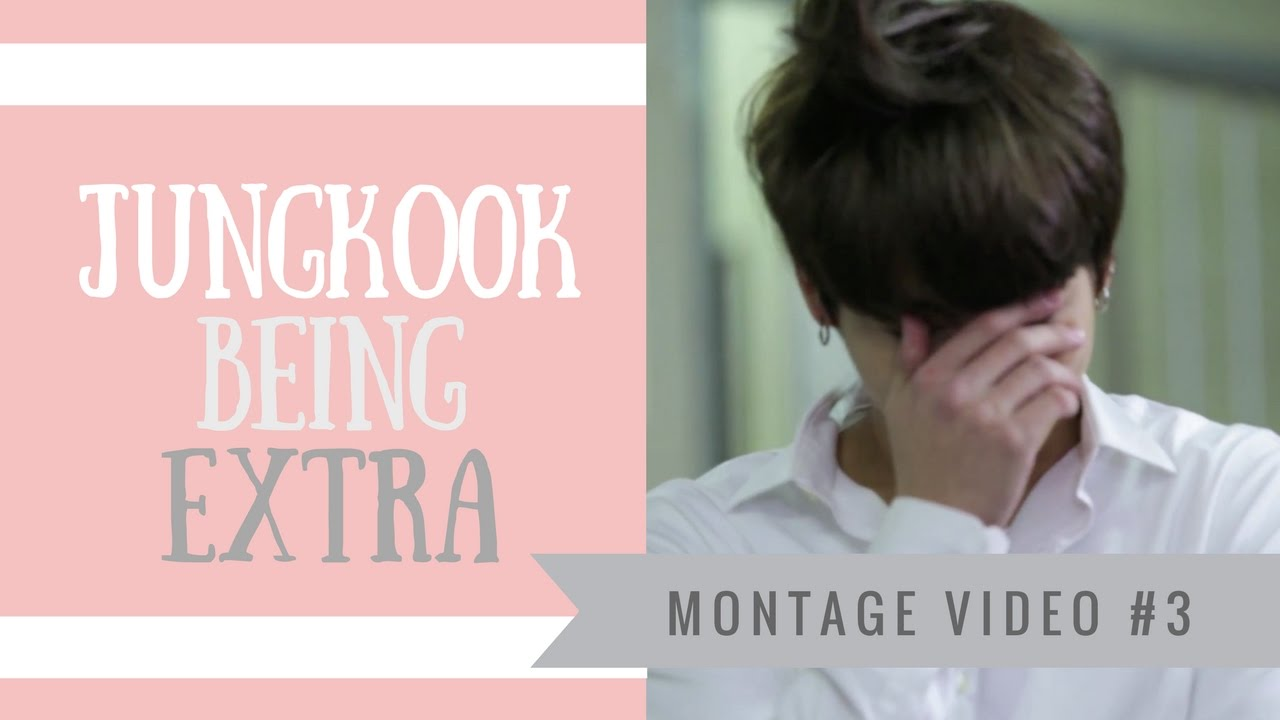 [방탄소년단 정국] JUNGKOOK BEING EXTRA - MONTAGE VIDEO #3