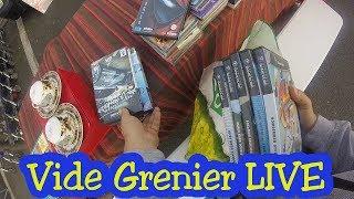 Vide Grenier LIVE - Du Gamecube et Game & Watch