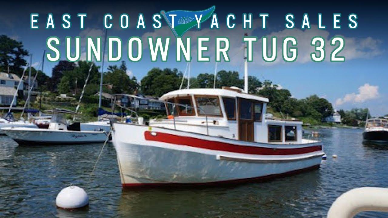 Sundowner Tug 32 SOLD