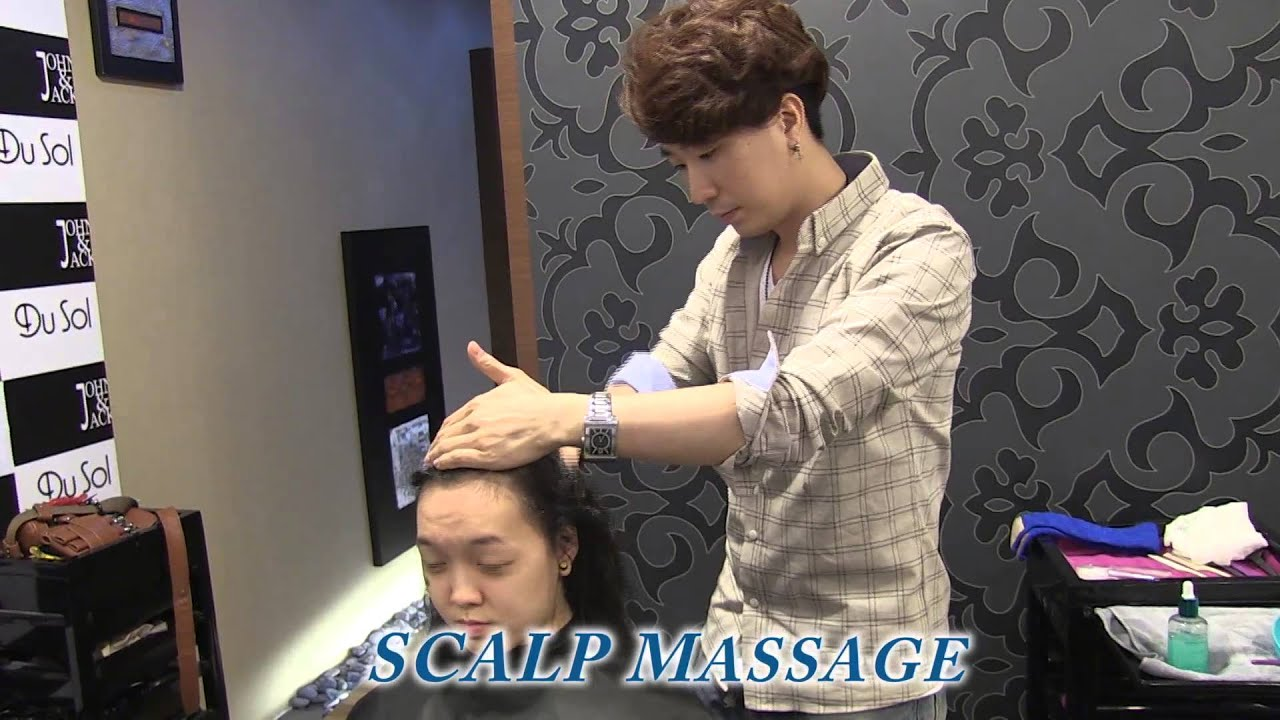 Hair Extension Removal With Korean Stylist Edward Kim Youtube