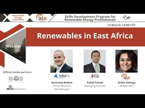Renewables in East Africa