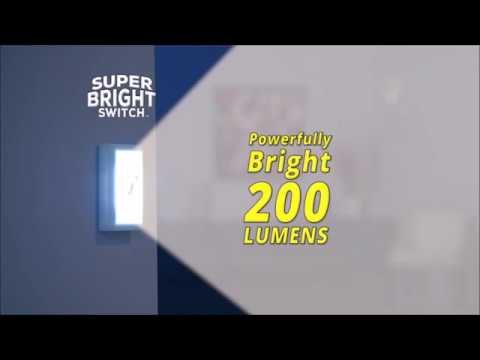 Super Bright Switch Commercial As Seen On TV