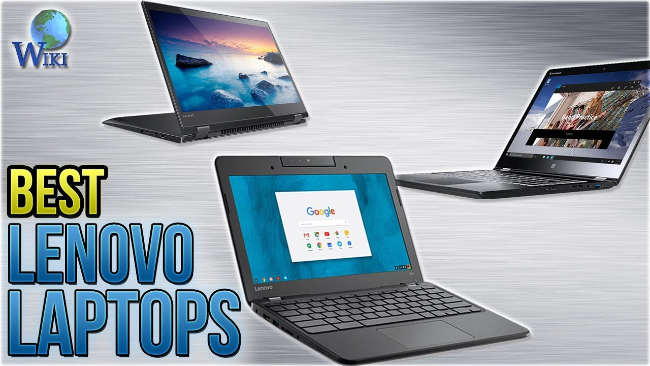10 Best Lenovo Laptops 2018
